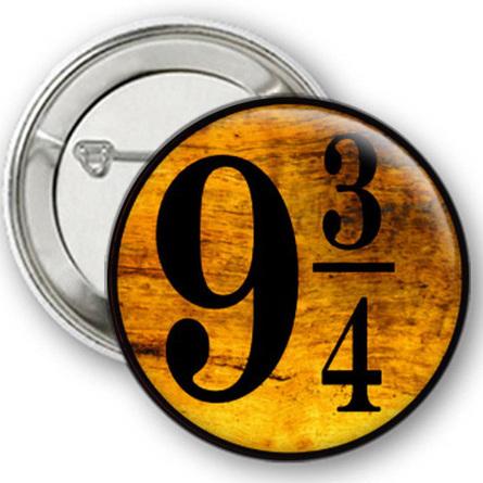 Значок Гарри Поттер №21