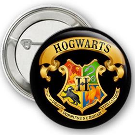 Значок Гарри Поттер №23