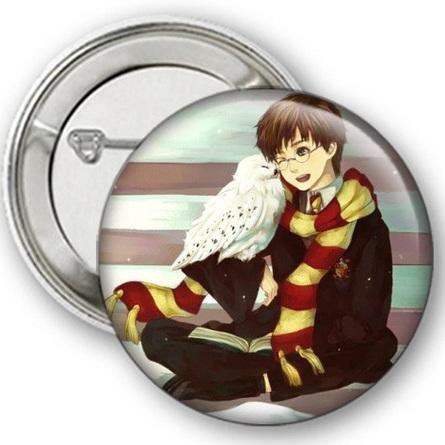 Значок Гарри Поттер №37
