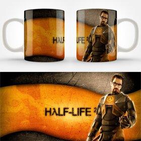 Кружка HALF-LIFE №1