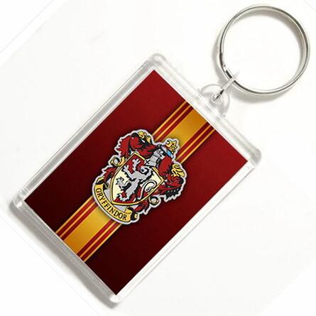 Брелок прямоугольный Гарри Поттер №11