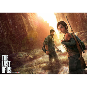 Плакат THE LAST OF US №1