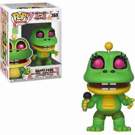 Фигурка Funko POP! Vinyl: Games: FNAF Pizza Sim: Happy Frog 32062