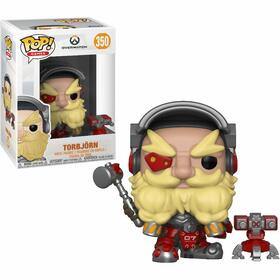 Фигурка Funko POP! Vinyl: Games: Overwatch S4: Torbj?rn 32278
