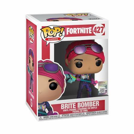 Фигурка Funko POP! Vinyl: Games: Fortnite: Brite Bomber 36721