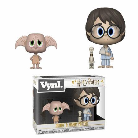 Фигурка Funko VYNL: Harry Potter S6: 2PK Dobby & Harry 31001