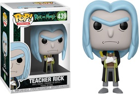Фигурка Funko POP! Vinyl: Rick & Morty: Teacher Rick 35590