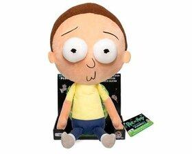 "Фигурка плюшевая Funko Galactic Plushies: Rick & Morty: 16"" Morty w/ Tray (Exc) 26658"