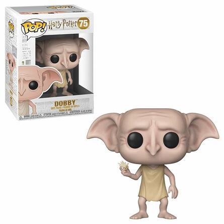 Фигурка Funko POP! Vinyl: Harry Potter S5: Dobby Snapping his Fingers 35512