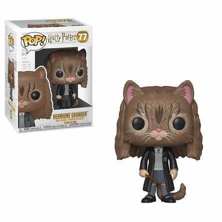 Фигурка Funko POP! Vinyl: Harry Potter S5: Hermione as Cat 35509