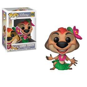 Фигурка Funko POP! Vinyl: Disney: Король лев (Lion King): Luau Timon 36413