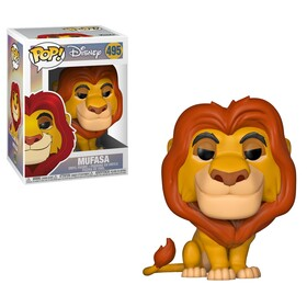 Фигурка Funko POP! Vinyl: Disney: Король лев (Lion King): Mufasa 36391