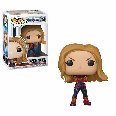 Фигурка Funko POP! Bobble: Marvel: Avengers Endgame: Captain Marvel 36675