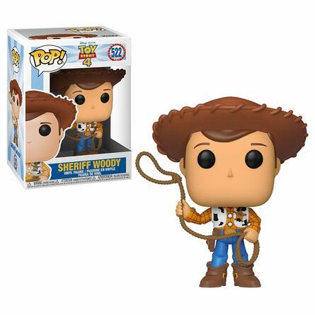 Фигурка Funko POP! Vinyl: Disney: Toy Story 4: Woody 37383