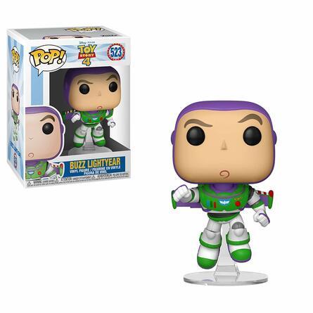 Фигурка Funko POP! Vinyl: Disney: Toy Story 4: Buzz 37390