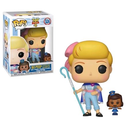 Фигурка Funko POP! Vinyl: Disney: Toy Story 4: Bo Peep & Officer McDimples 37391