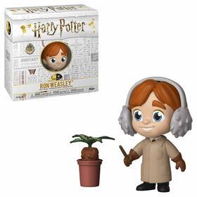 Фигурка Funko Vinyl Figure: 5 Star: Harry Potter: Ron Weasley (Herbology) 37265
