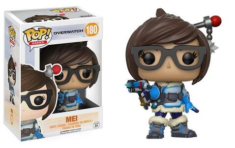 Фигурка Funko POP! Vinyl: Games: Overwatch: Mei 13085