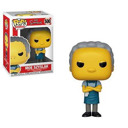 Фигурка Funko POP! Vinyl: Simpsons S2: Moe 33882