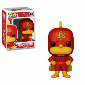 Фигурка Funko POP! Vinyl: Simpsons S2: Homer-Radioactive Man 37690