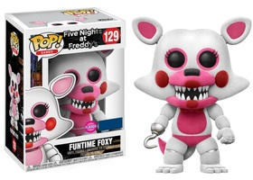 Фигурка Funko POP! Vinyl: Games: FNAF: Funtime Foxy (FL) 14785