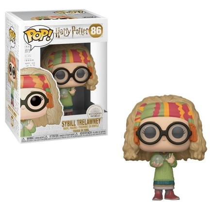 Фигурка Funko POP! Vinyl: Harry Potter S7: Professor Sybill Trelawney  42192