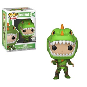 Фигурка Funko POP! Vinyl: Games: Fortnite S1: Rex 34957