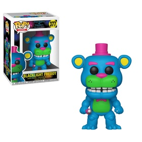 Фигурка Funko POP! Vinyl: Games: FNAF Blacklight: Freddy (FTM Exc) 34132