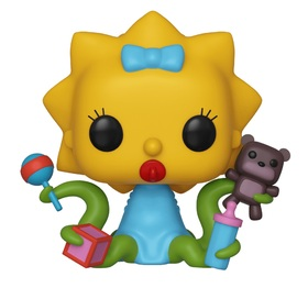 Фигурка Funko POP! Vinyl: Simpsons S3: Alien Maggie 39727