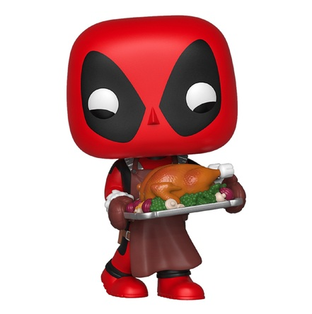 Фигурка Funko POP! Bobble: Marvel: Holiday: Deadpool 43337