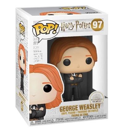 Фигурка Funko POP! Vinyl: Harry Potter S8: George Weasley (Yule) 42843