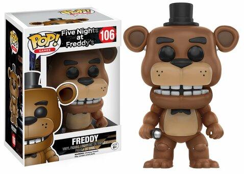 Фигурка Funko POP! Vinyl: Games: FNAF: Freddy 11029