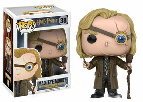 Фигурка Funko POP! Mad-Eye Moody 10990