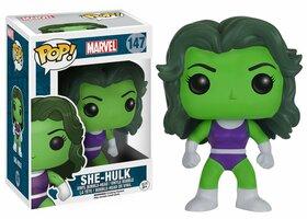 Фигурка Funko POP! Bobble: Marvel: She-Hulk 7303