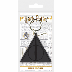 Брелок Harry Potter (Deathly Hallows Logo)