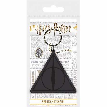 Брелок Harry Potter (Deathly Hallows Logo)