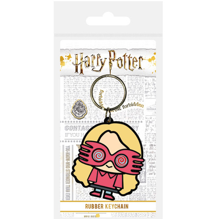 Брелок Harry Potter (Luna Lovegood Chibi)