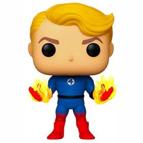 "Фигурка Человек-Факел ""Marvel: Fantastic Four"" от Funko POP!"