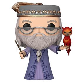 "Фигурка Дамблдор с фениксом Фоуксом (25 см) ""Гарри Поттер"" от Funko POP!"