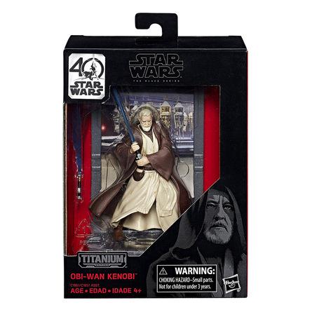 Фигурка Оби-Ван Кеноби - The Black Serias