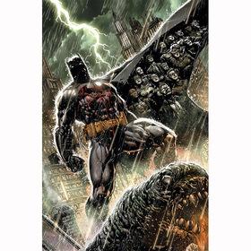 Постер Бэтмен (Кровопролитие)