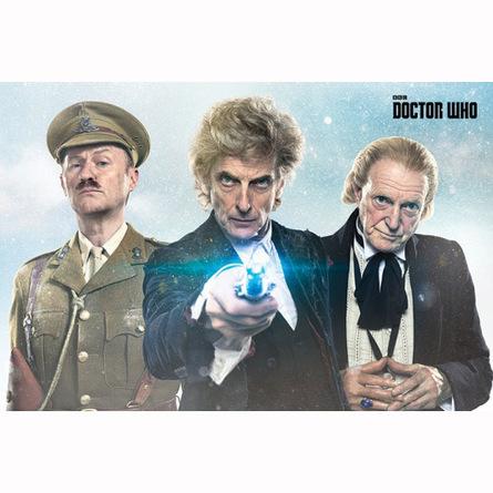 Постер Доктор Кто (Новый Рассвет)