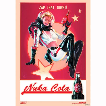 Постер Фоллаут 4 - Ядер-Кола