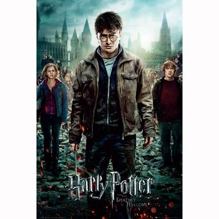 Постер Гарри Поттер 7 часть 2 - Тизер