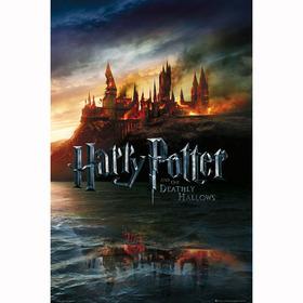 Постер Гарри Поттер 7 - Тизер