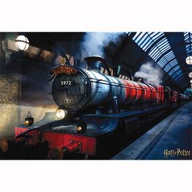 Постер Гарри Поттер - Хогвартс-Экспресс