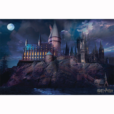 Постер Гарри Поттер - Хогвартс