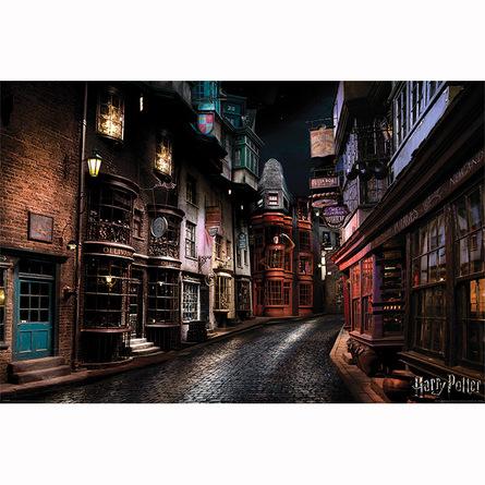 Постер Гарри Поттер - Косая Аллея