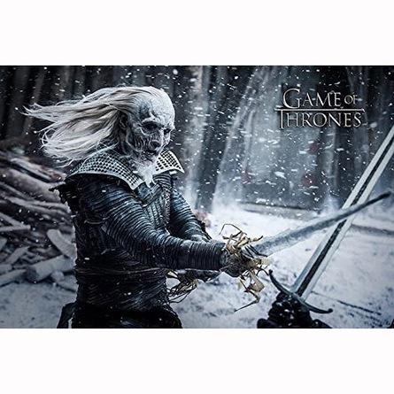 Постер Игра престолов (Белые ходоки)