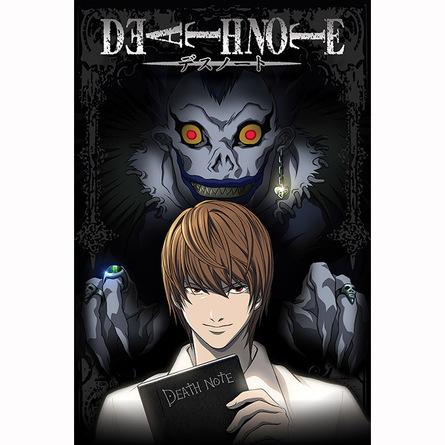 Постер Тетрадь смерти - Из тени